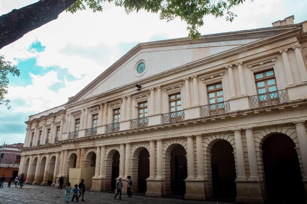 San Cristobal de las Casas Gebäude