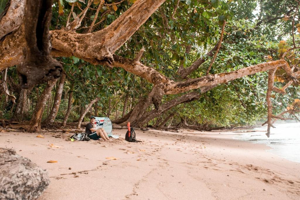 Nationalpark Manzanillo Strand