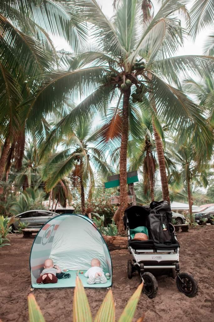 Karibikküste von Costa Rica Playa Manzanillo