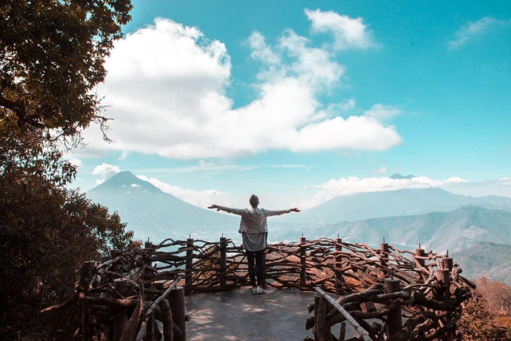 Ausflüge ab Guatemala Stadt Hobbitenango
