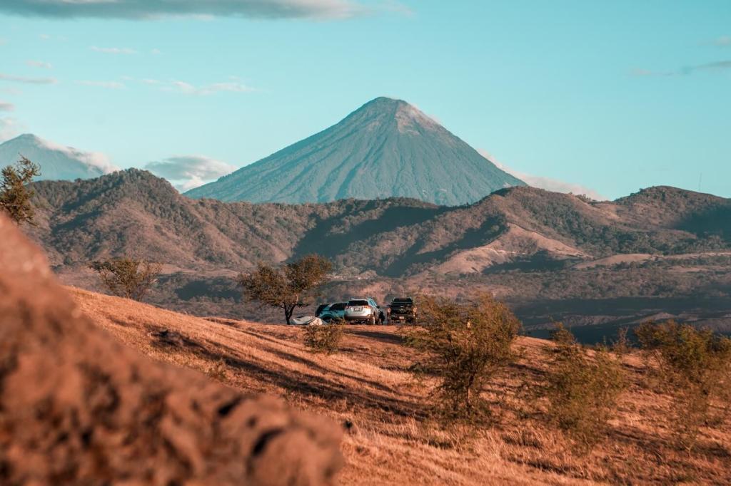 Vulkane Guatemala