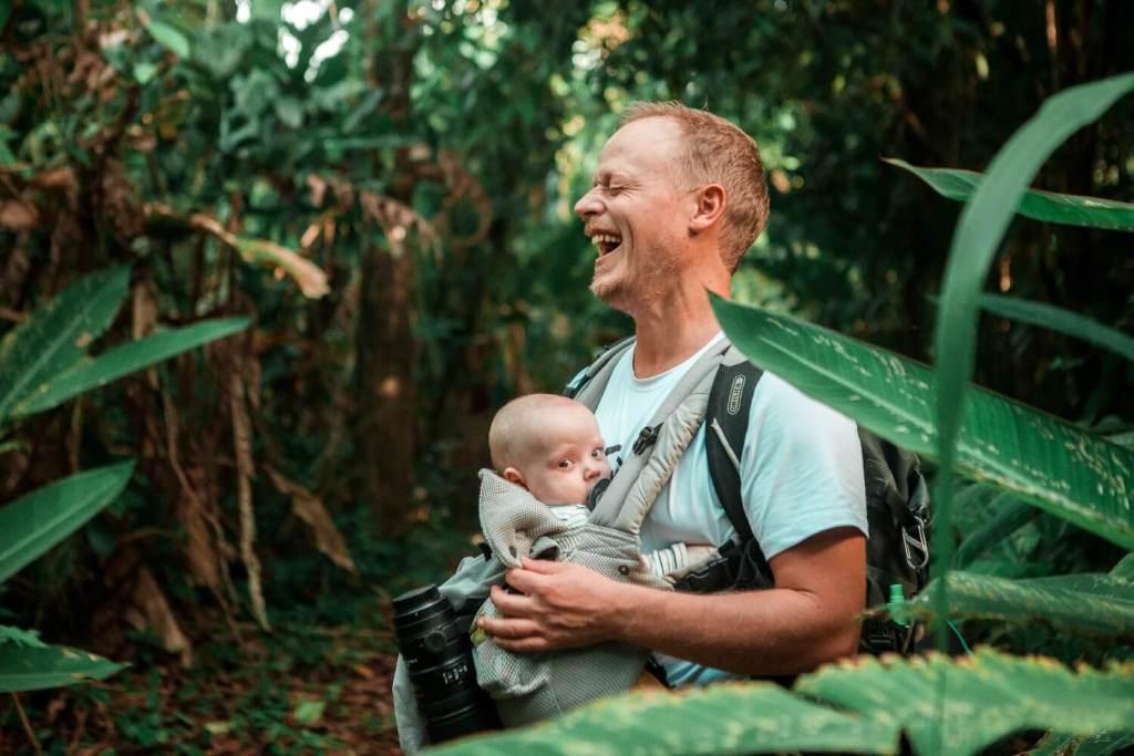 Georg im Dschungel