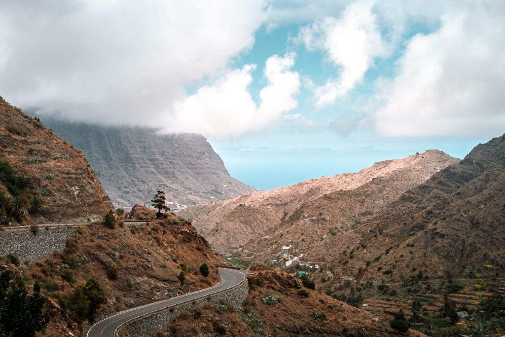 La Gomera Tagestour