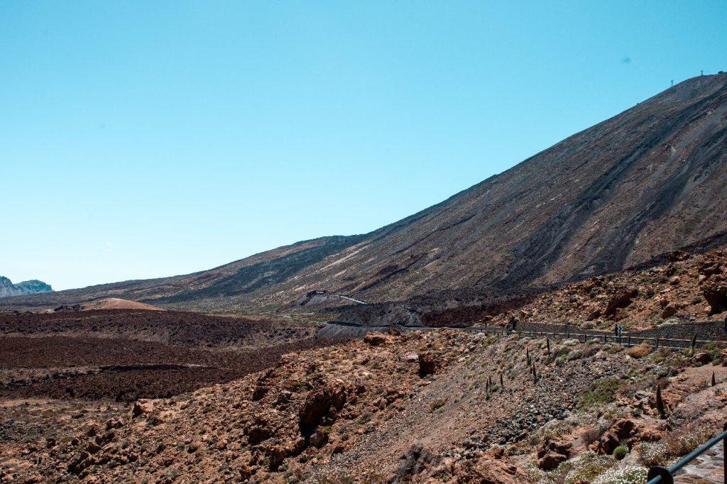Durchquerung El Teide Nationalpark Teneriffa