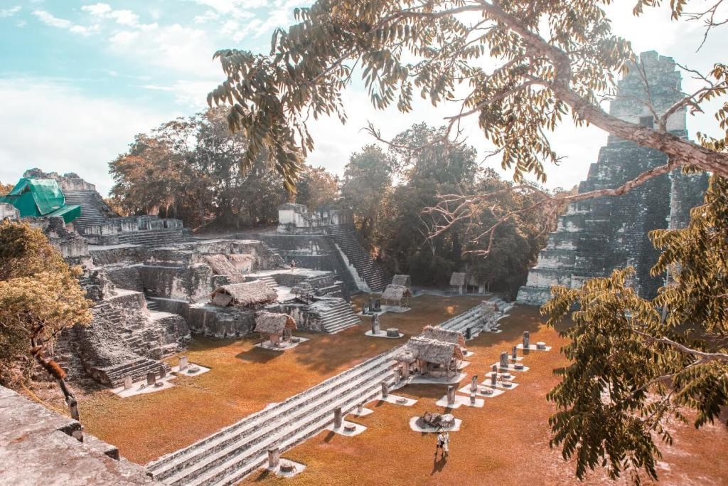 Beste Reisezeit Guatemala Lago Tikal