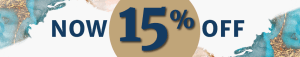 Now 15% off