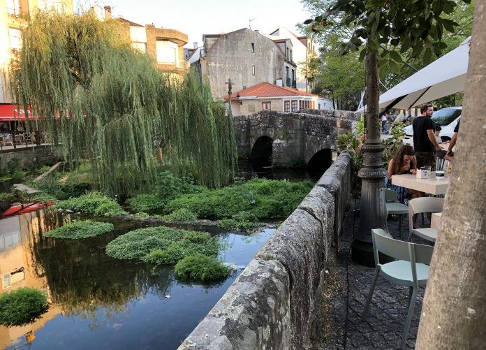 24 Hours In Caldas De Reis On The Portuguese Camino De Santiago.