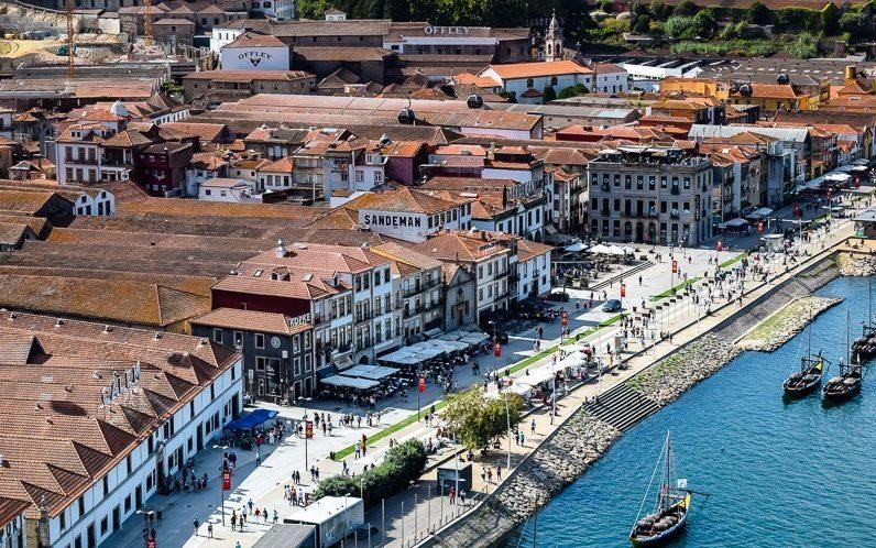 Visit Porto. The Port Caves Of Vila Nova De Gaia.
