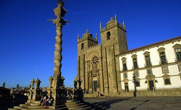 Visit Porto. The Se (Cathedral) do Porto.