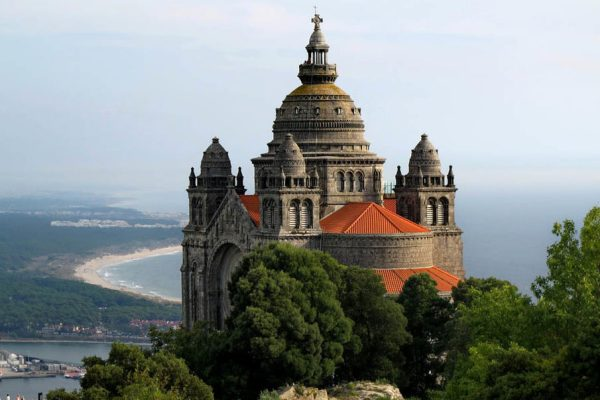 The Seven Jewels Of The Portuguese Coastal Camino De Santiago.