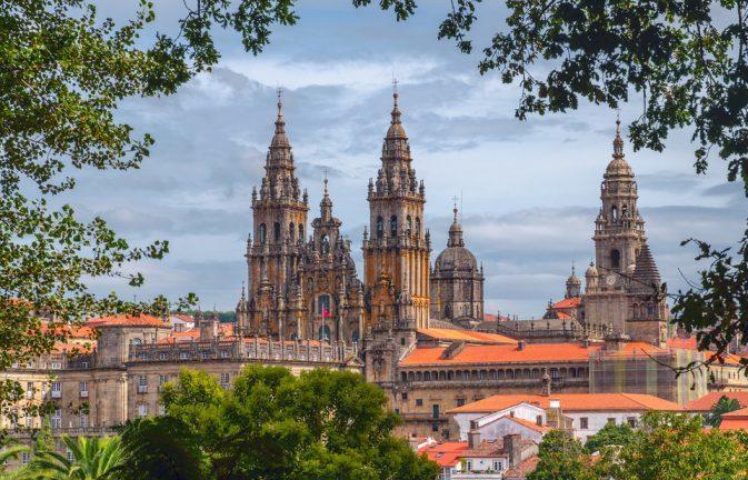 24 Hours In Santiago De Compostela