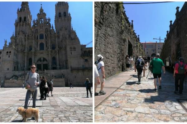 Santiago de Compostela Welcomes Pilgrims Once Again!