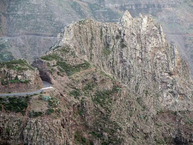 Barranco de Erque - GR131 - La Gomera