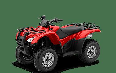 Honda TRX 420- FOURTRAX