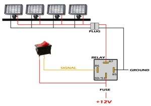 Your input on wiring LED Bars