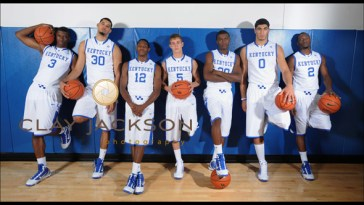 2010-2011 Kentucky Basketball