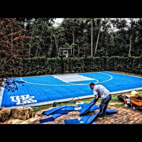 DeMarcus Cousins Home Court