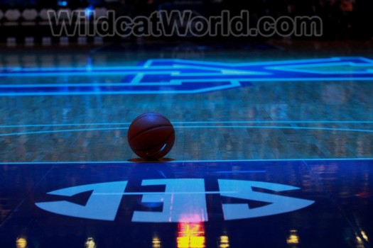 Rupp Arena - photo by Tammie Brown   WildcatWorld.com