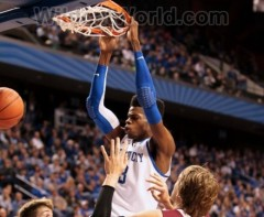 Nerlens Noel - photo by Tammie Brown | WildcatWorld.com