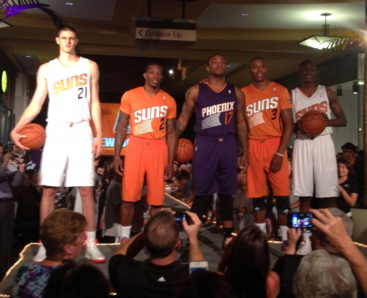 Eric Bledsoe and Archie Goodwin