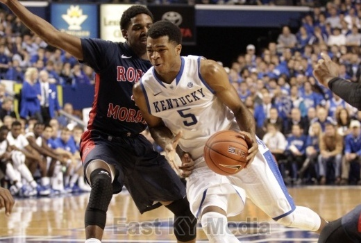 Andrew Harrison - photo by Tammie Brown   East KY Media