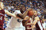 Dakari Johnson - photo by Tammie Brown | Kentucky Sports Review