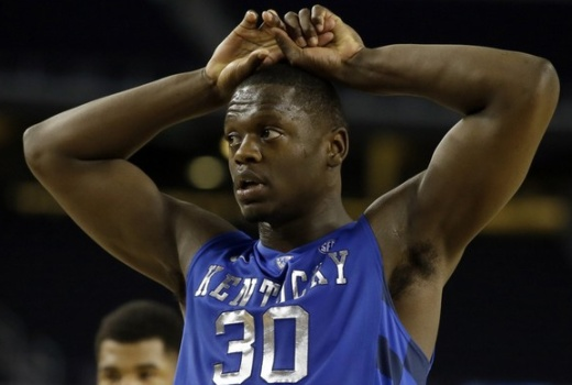 Julius Randle - photo by Tony Gutierrez | AP