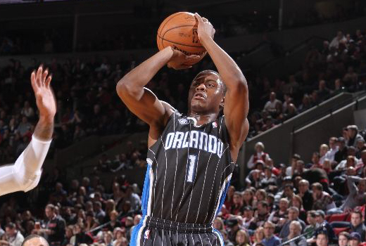 Doron Lamb - photo by Sam Forencich | NBAE via Getty Images