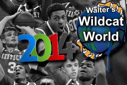 Kentucky Basketball 2014