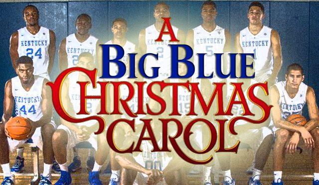 Kentucky Wildcats Christmas Carol
