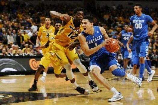 Devin Booker - photo by Dak Dillon-USA TODAY Sports