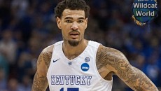 Willie Cauley-Stein - photo by Walter Cornett