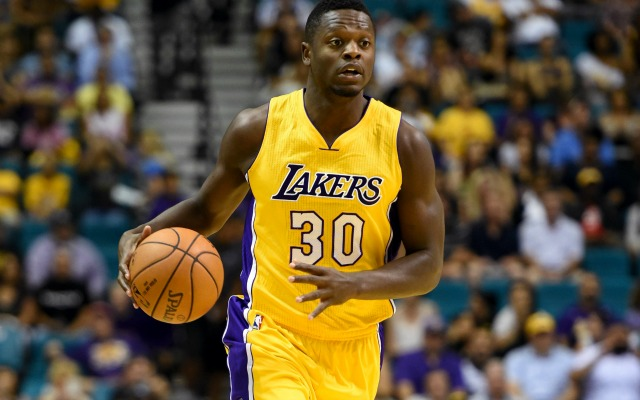 Julius Randle - photo by Kirby Lee-USA TODAY Sports