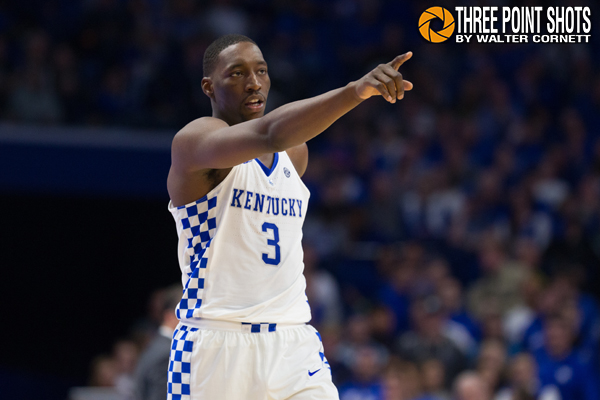 Bam Adebayo - photo by Walter Cornett
