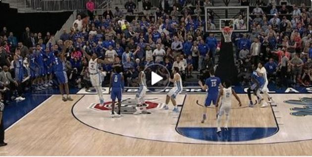 WATCH Malik Monk nail game-winning 3-pointer in transition