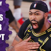 Anthony Davis channels Kobe Bryant with game-winning 3 to put Lakers up 2-0 in West finals