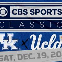 Kentucky Wildcats' CBS Sports Classic Matchup vs. UCLA Slated for Cleveland