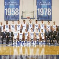 2014-2015 Kentucky Basketball Roster