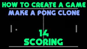 Pong Clone 14