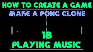 Pong Clone 18