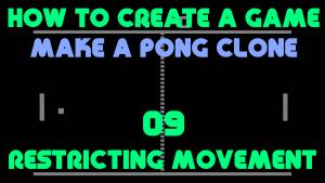 Pong Clone 09