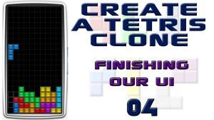 Tetris Clone 04