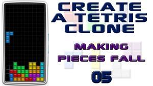 Tetris Clone 05