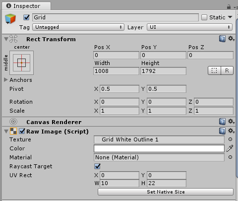 How to Create a Tetris Grid - Wild Cockatiel Games