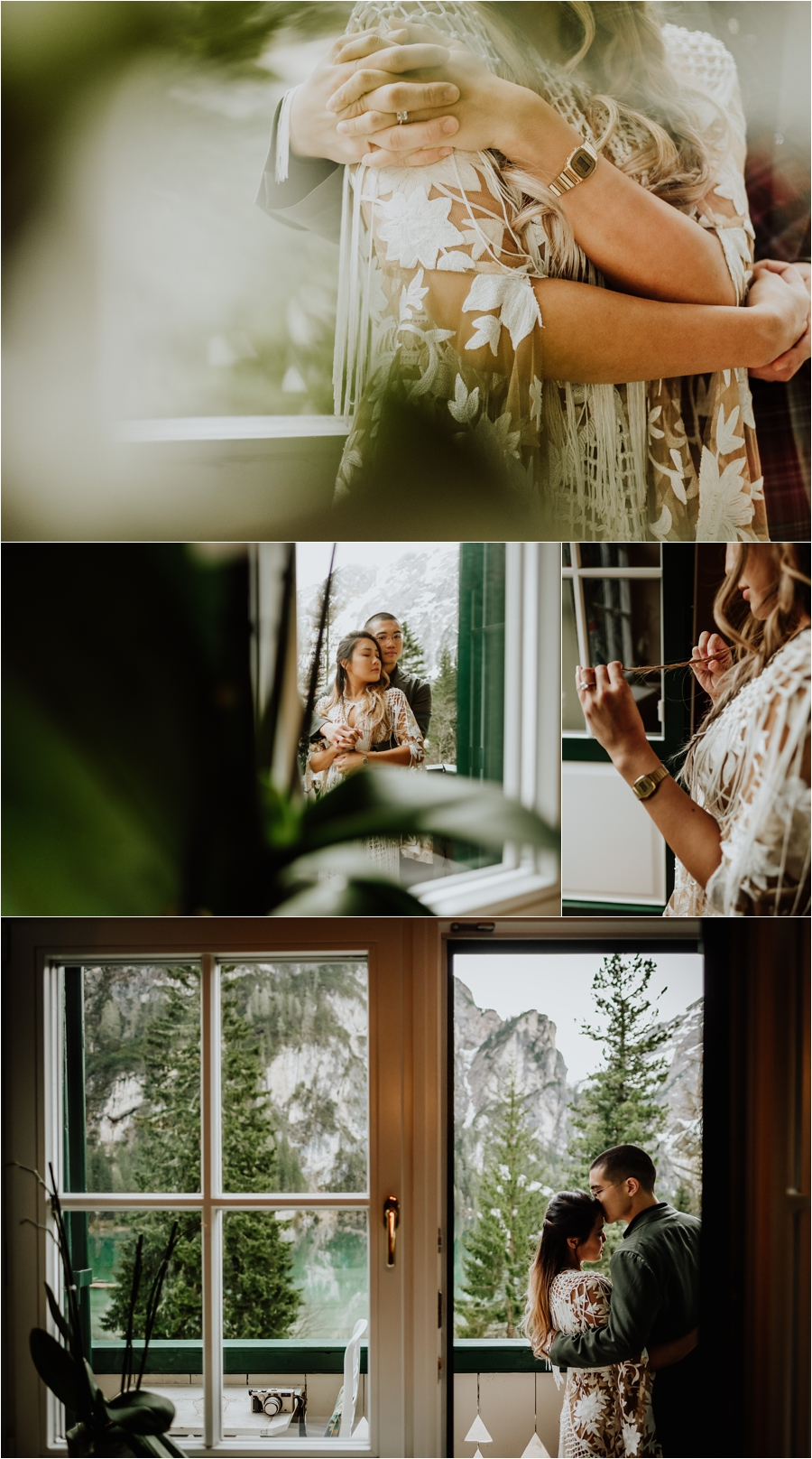 Hotel Pragser Wildsee Dolomites Pre_Wedding Engagement shoot by Wild Connections Photography