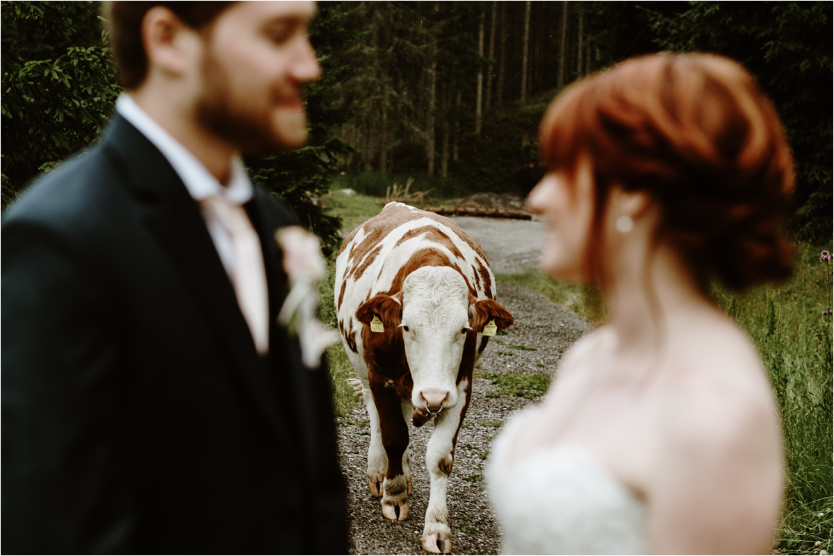 Rössl Alm Wedding in Gerlos Austria by Wild Connections Photography