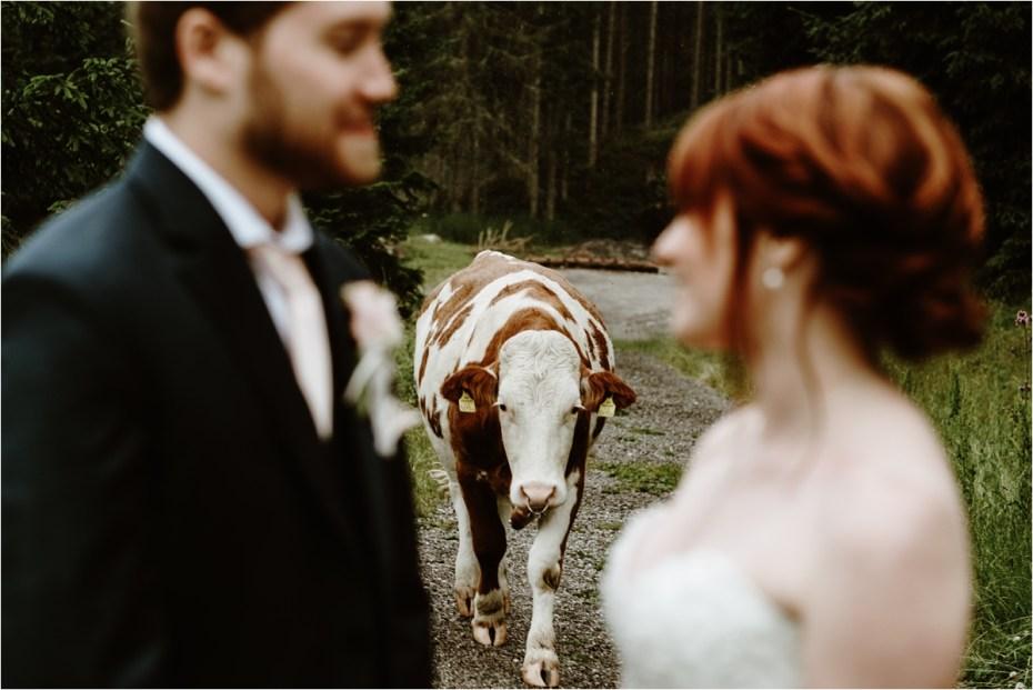 Rössl Alm Wedding in Gerlos Austria by Wild Connections Photography