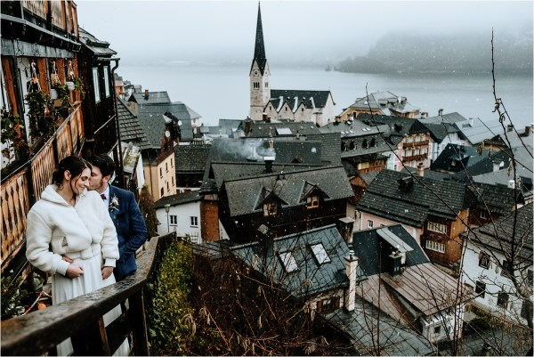 Hallstatt elopement - Wild Connections Photography