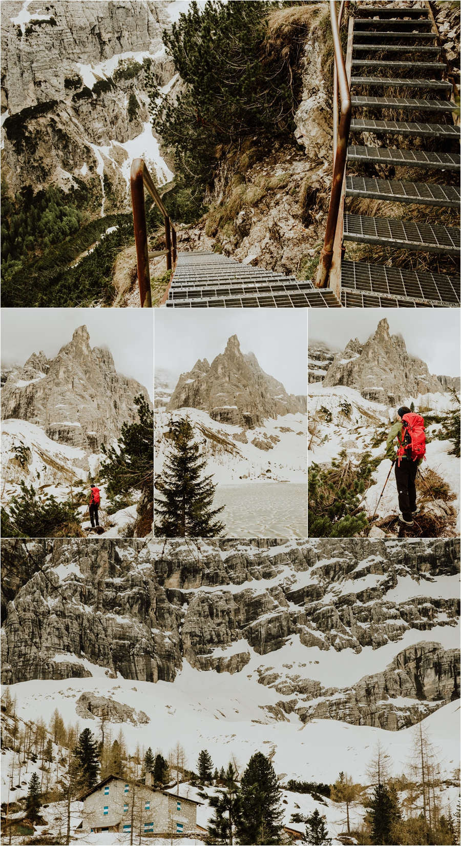 Hike to Lake Sorapis and Rifugio Vandelli in the Dolomites by Wild Connections Photography