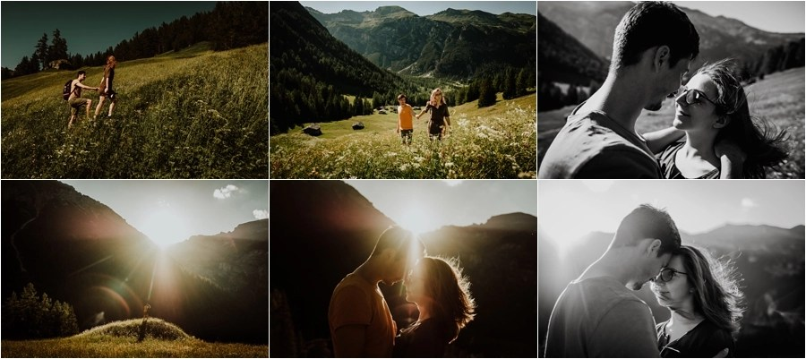 Golden hour portraits by Wild Connections Photography